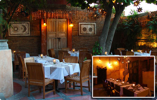 Gourmet mexican cuisine in san jose del cabo review of for Romantic restaurant san jose